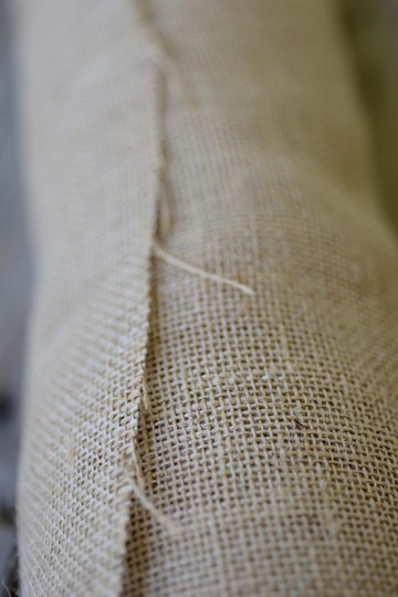 Natural Burlap Roll Other