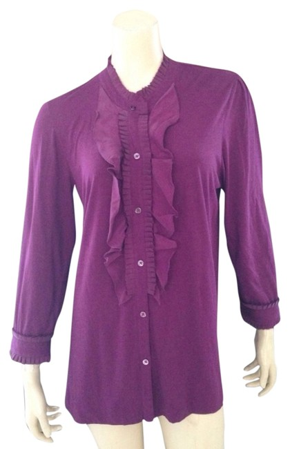 Preload https://item1.tradesy.com/images/theory-blouse-size-14-l-550245-0-0.jpg?width=400&height=650