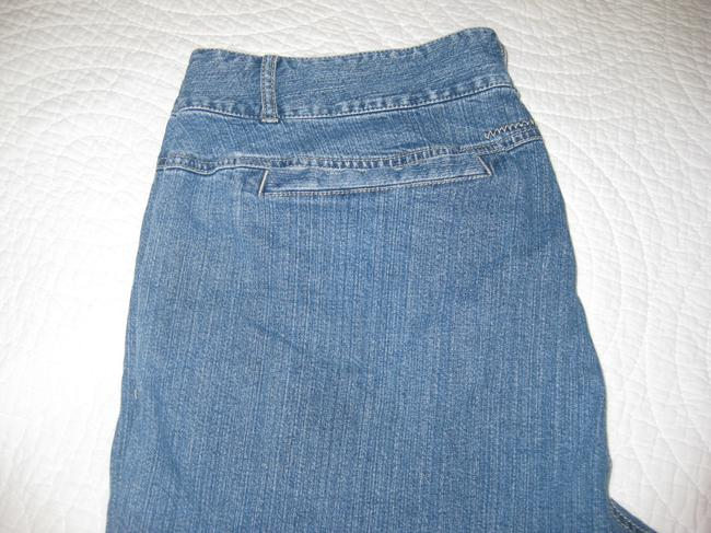Other Capri/Cropped Denim-Light Wash