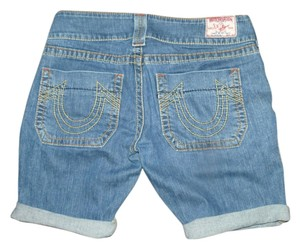 True Religion Cutoffs Shorts Denim