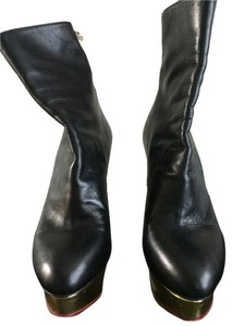 Charlotte Olympia Bootie Black Boots