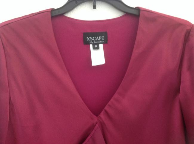 Xscape Top Hot Pink