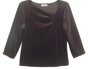 Carol Rose Top Brown