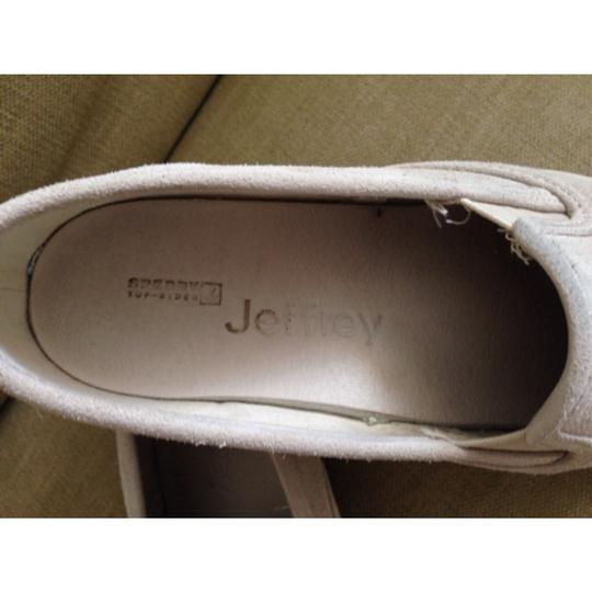 Sperry Jeffrey For Slip On Sneakers Jeffrey Slip-on Athleisure Off White Suede Athletic