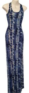Blue Maxi Dress by Michele