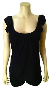 BCBGMAXAZRIA Bcbg Maxazria Sleeveless Top black