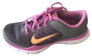 Nike Orange and purple Athletic