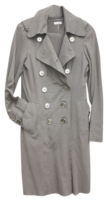 Preload https://item4.tradesy.com/images/olive-green-trench-coat-size-10-m-5505733-0-0.jpg?width=400&height=650
