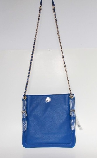 Tory Burch Leather 888736499493 Gold Hardware Cross Body Bag