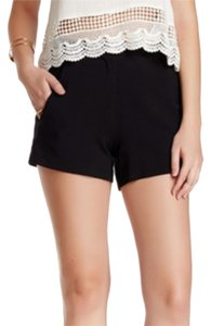 Bishop + Young Dress Shorts Black