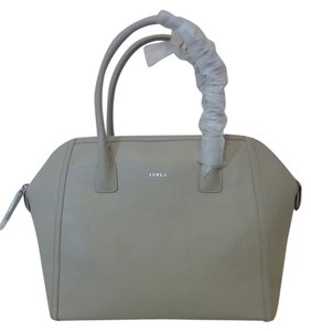 Furla Satchel in Beige