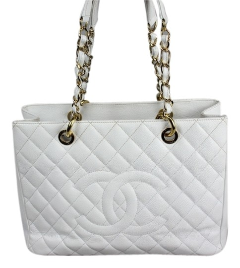 Chanel Tote in White
