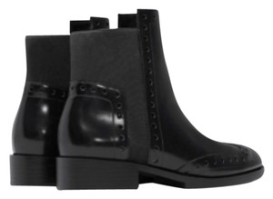 02428d415e1 Zara Black New Womens Perforated Perforated Ankle 40 Boots/Booties Size US  9 Regular (M, B)