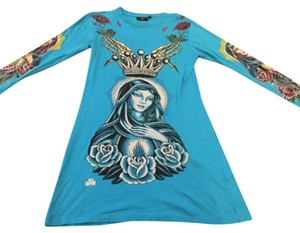 Christian Audigier Tunic