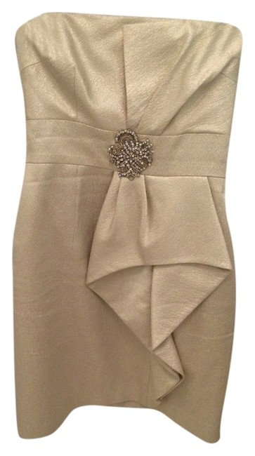 Preload https://item5.tradesy.com/images/david-meister-light-gold-strapless-with-beading-above-knee-cocktail-dress-size-2-xs-5507959-0-0.jpg?width=400&height=650