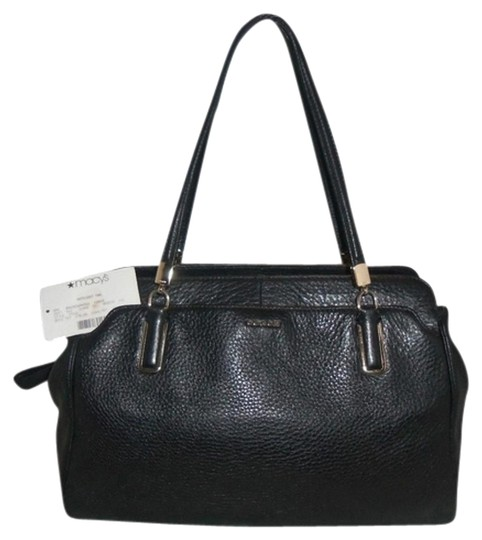 Preload https://item3.tradesy.com/images/coach-25161-kimberly-carryall-black-leather-satchel-5508682-0-4.jpg?width=440&height=440