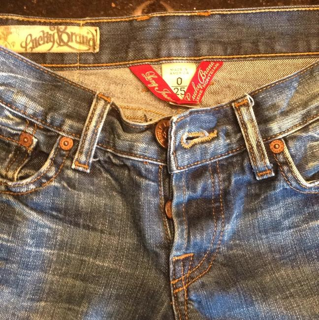 Lucky Brand Boot Cut Pants Blue