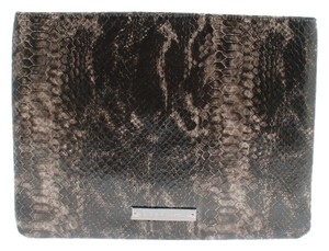 BCBGeneration Taupe Clutch