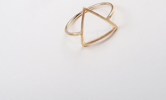 Other Bermuda Triangle Ring in Silver