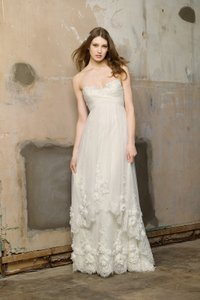 Wtoo Watters Wtoo Jasmine 17393 / Empire Lace Vintage Bohemian Wedding Gown Wedding Dress