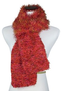 NOW AND ZHEN * SCARVES NOW AND ZHEN * SCARVES * SHADES OF PINK, GARNET AND MAUVE