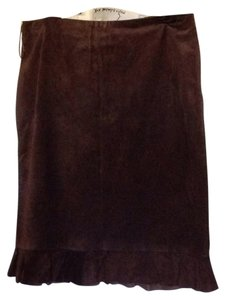Betsey Johnson Skirt Brown