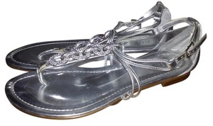 Guess SILVER Sandals