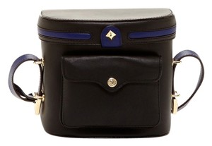 Rebecca Minkoff Leather Gold Hardware Festival Cross Body Bag