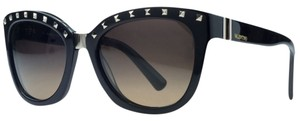 Valentino Valentino Women's Sunglasses Cateye Black