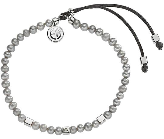 Preload https://item2.tradesy.com/images/emporio-armani-silver-grey-freshwater-pearl-genuine-diamond-eg2951-bracelet-5511946-0-0.jpg?width=440&height=440