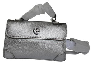 Tory Burch $225 Tory Burch Robinson Saffiano Leather Waist Pack Belt Size S