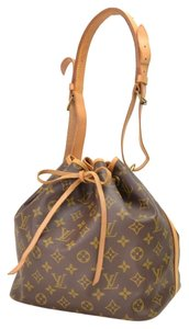 Louis Vuitton Petit Noe Noe Shoulder Bag