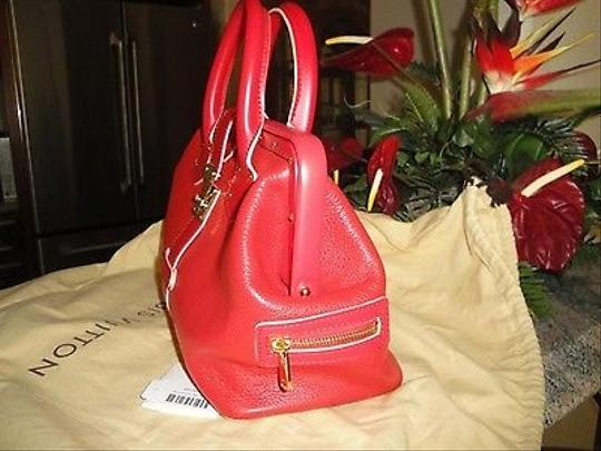 Louis Vuitton Geranium Suhali Lingenieux Pm With All Tags K Satchel