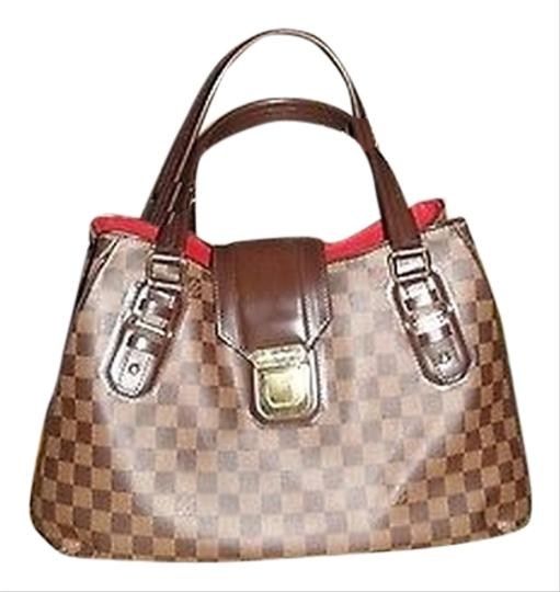 Louis Vuitton Special Order Damier Griet Discontinued Excellent Shoulder Bag