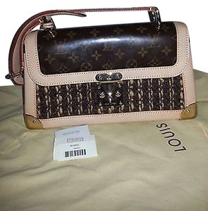 Louis Vuitton Limited Edition Tweedy With Tags Shoulder Bag