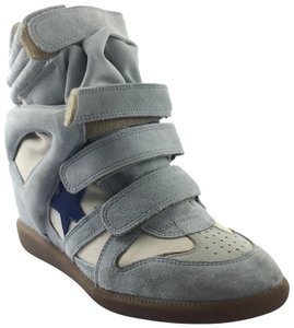Isabel Marant Baby Blue Wedges