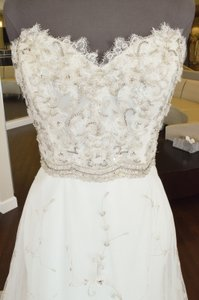 Lazaro 3305 Wedding Dress