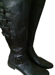 Cosmoparis Black Boots