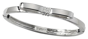 Lia Sophia NEW Lia Sophia Silver Rhodium Bangle Bracelet