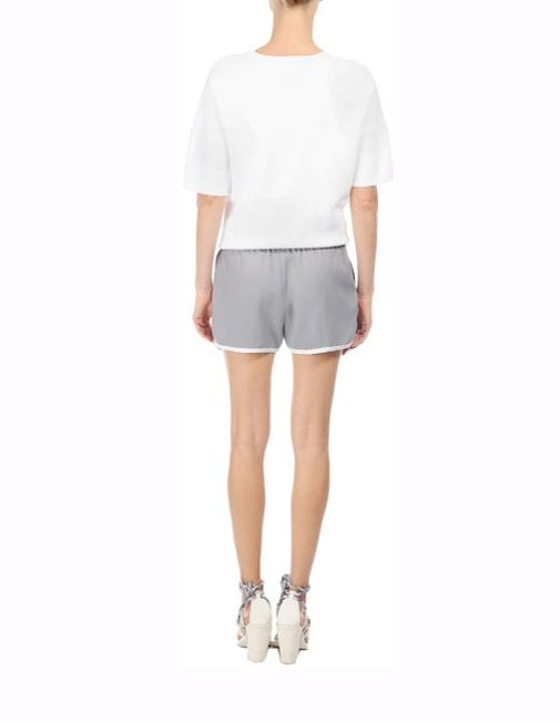 Rag & Bone And Grey Grey And Clothes And Dress Shorts Grey/White