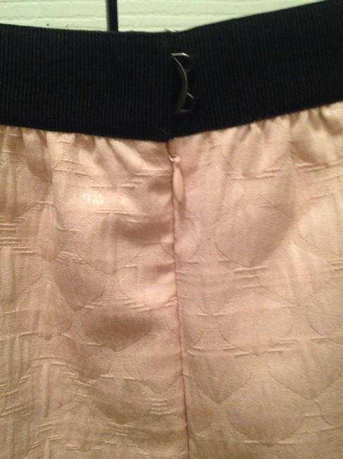 Ann Taylor LOFT Mini Skirt Pale Pink