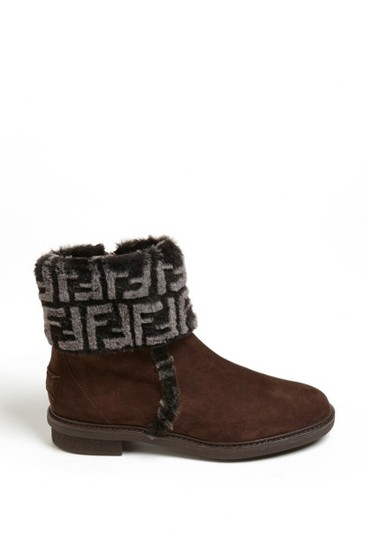 Fendi Brown Boots