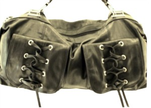 cindys Satchel in black