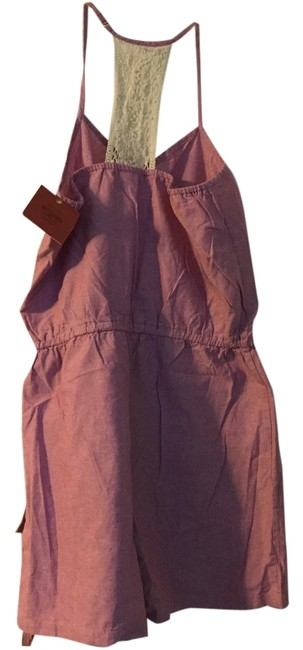 Preload https://item1.tradesy.com/images/mossimo-supply-co-pink-above-knee-romperjumpsuit-size-8-m-5513845-0-0.jpg?width=400&height=650