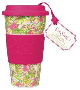 Lilly Pulitzer Lilly Pulitzer 16oz Elephant Ears Travel Mug