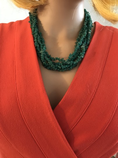 Other Amazonite beaded necklace