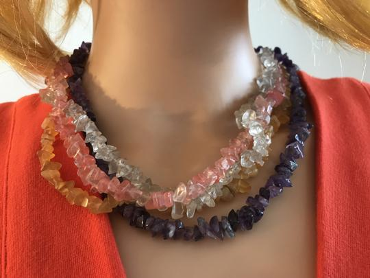 Other quartz necklace