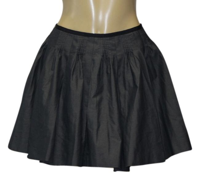 Preload https://img-static.tradesy.com/item/5514472/ax-armani-exchange-gray-miniskirt-size-2-xs-26-0-0-650-650.jpg
