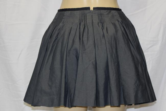 A|X Armani Exchange Mini Skirt GRAY