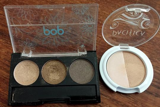 Other Lot 4 Eye Shadow POP Pacifica Physicians Jesse's Girl Mineral Assorted Full Size